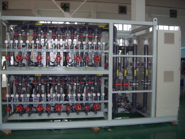 30m³EDI纯水设备