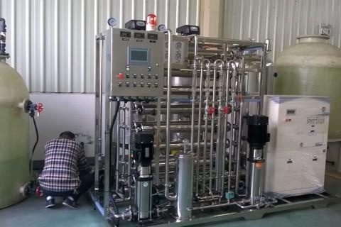 2m³/h医用纯化水设备